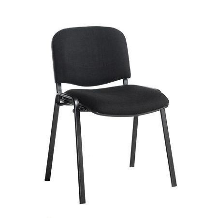 HMC1 - Charcoal Chrome Meeting Chair