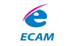 ECAM Logo Gan