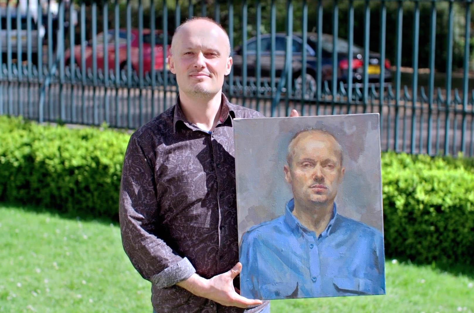 Emil Nikolla _ Sky Portrait Artist of th