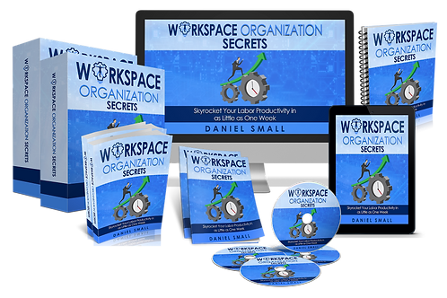 Workspace Organization Secrets Masterclass