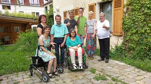 WG der Wichern-Wohnstätten Frankfurt (Oder)