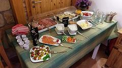 Frühstücksbuffet Altes Waschhaus