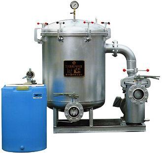 カートリッジ式 循環浄化装置