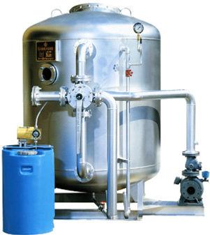 砂式 循環浄化装置