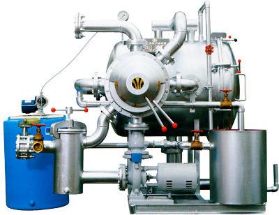 珪藻土式 循環浄化装置