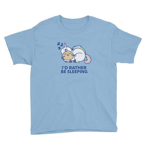 Sleeping Unicorn - Kids Tee