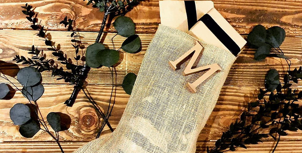 Hessian Stocking ONLY