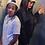 Thumbnail: BOi iSH Snapback Hat - White