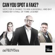 Treasure Detectives