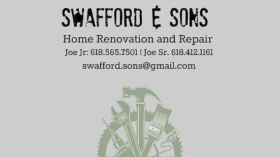 Swafford & SonsLogo