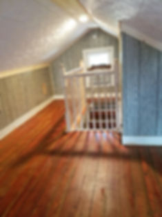 Home Remodeling, refinished floor, trim, murphysboro