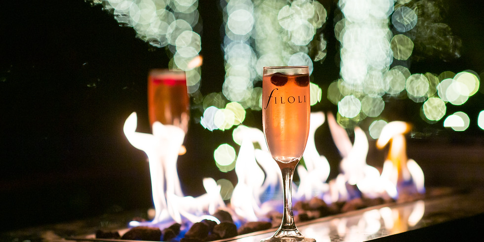 "BAACG Holiday Cocktails ""at"" Filoli"