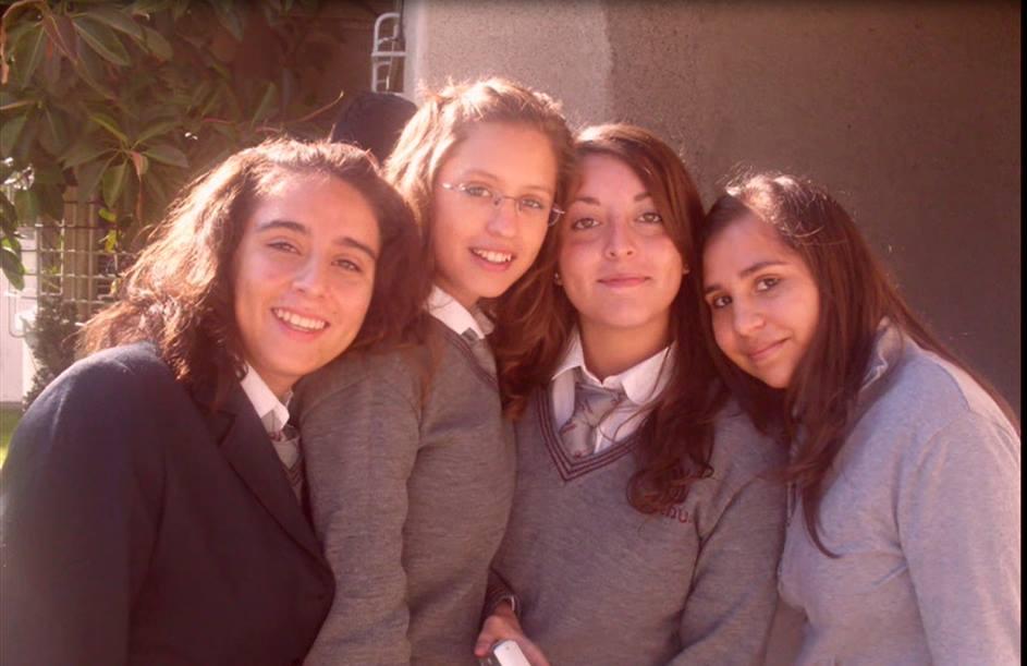 4to 2014 4 alumnas