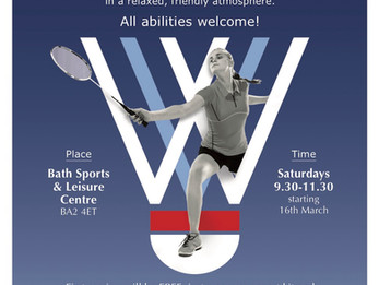 Bath Women's Badminton Club