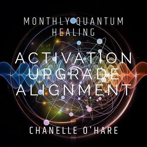 September '20 Monthly Quantum Healing AUA