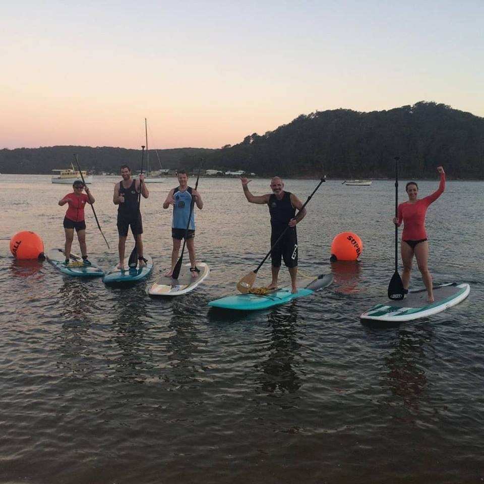 Stand Up Paddle Board   SUP Group Lesson