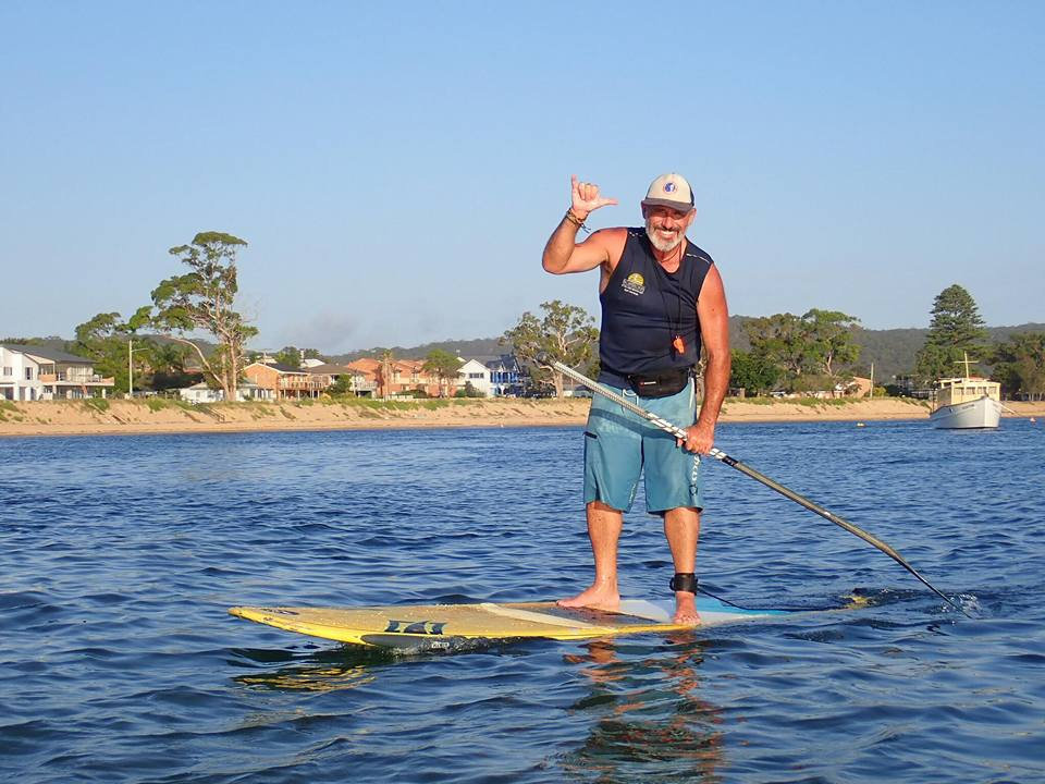 Private SUP Lesson 1 to 8 people