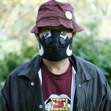 Cortez Mask