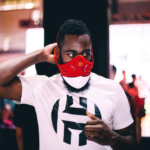 adidas Harden Vol.1 Mask