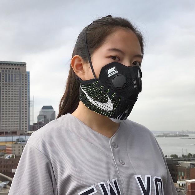 Flyknit Mask V5 Black