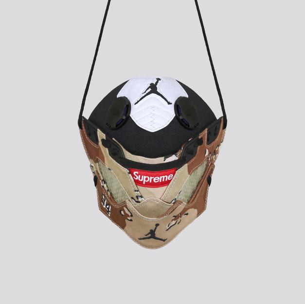 AJ5 Supreme Mask
