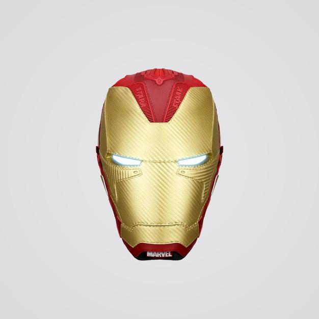 Anta Iron Man Mask