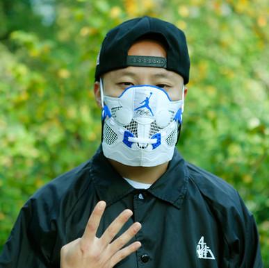 Air Jordan IV Mask