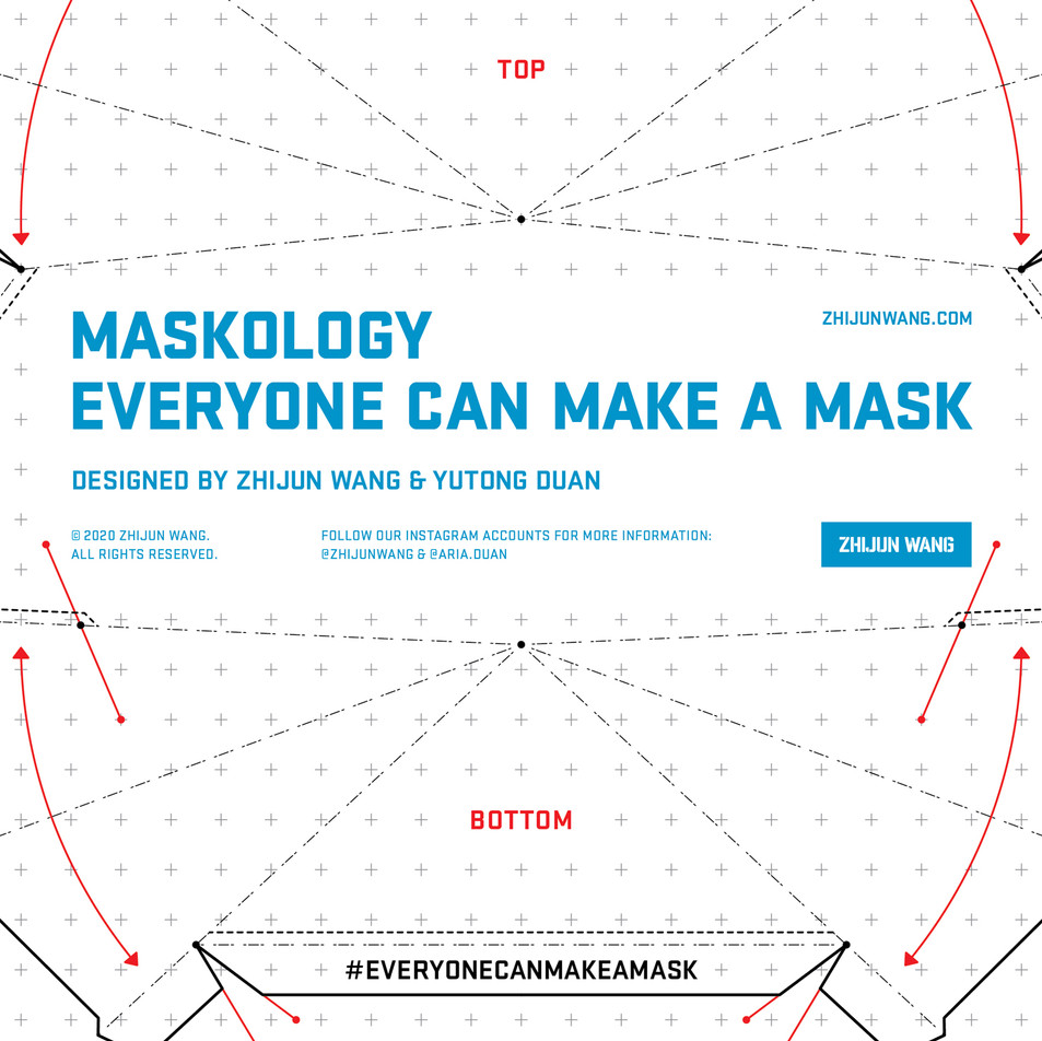MASKOLOGY — 'EVERYONE CAN MAKE A MASK'