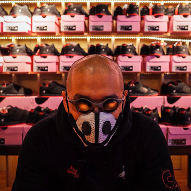 Dunk Flyknit Mask