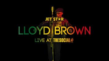 Greetings from Lloyd Brown!