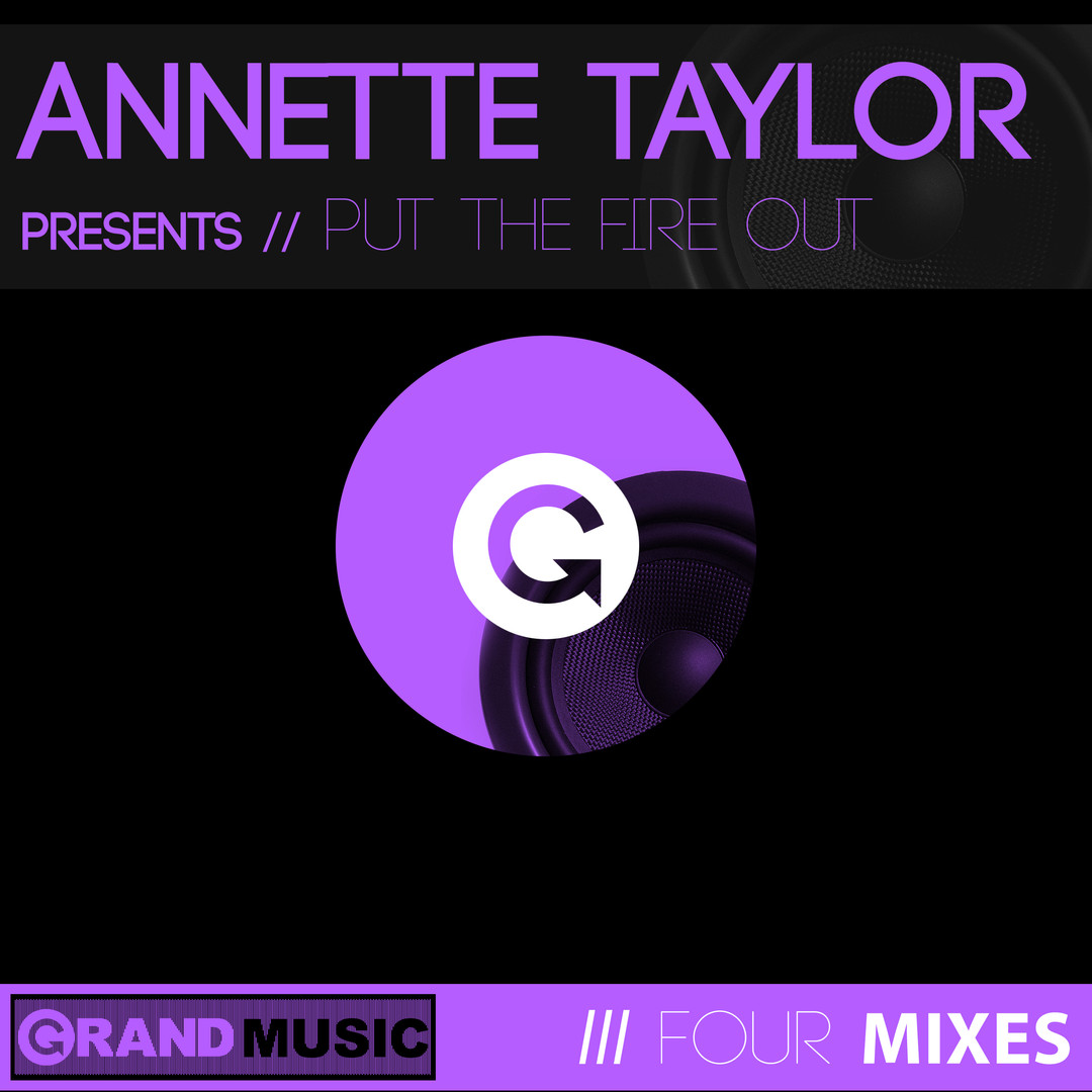 Annette Taylor - Put the fire out.jpg