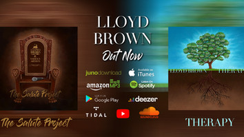 What's better than one new album from Lloyd Brown?