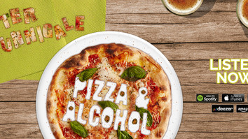 Who wants some 'Pizza and Alcohol'?