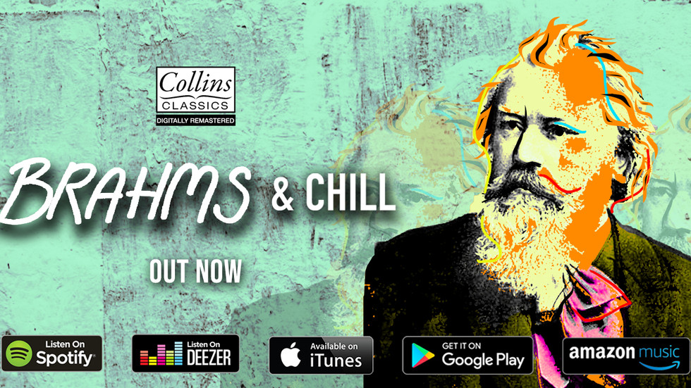Make time for some 'Brahms and Chill'...
