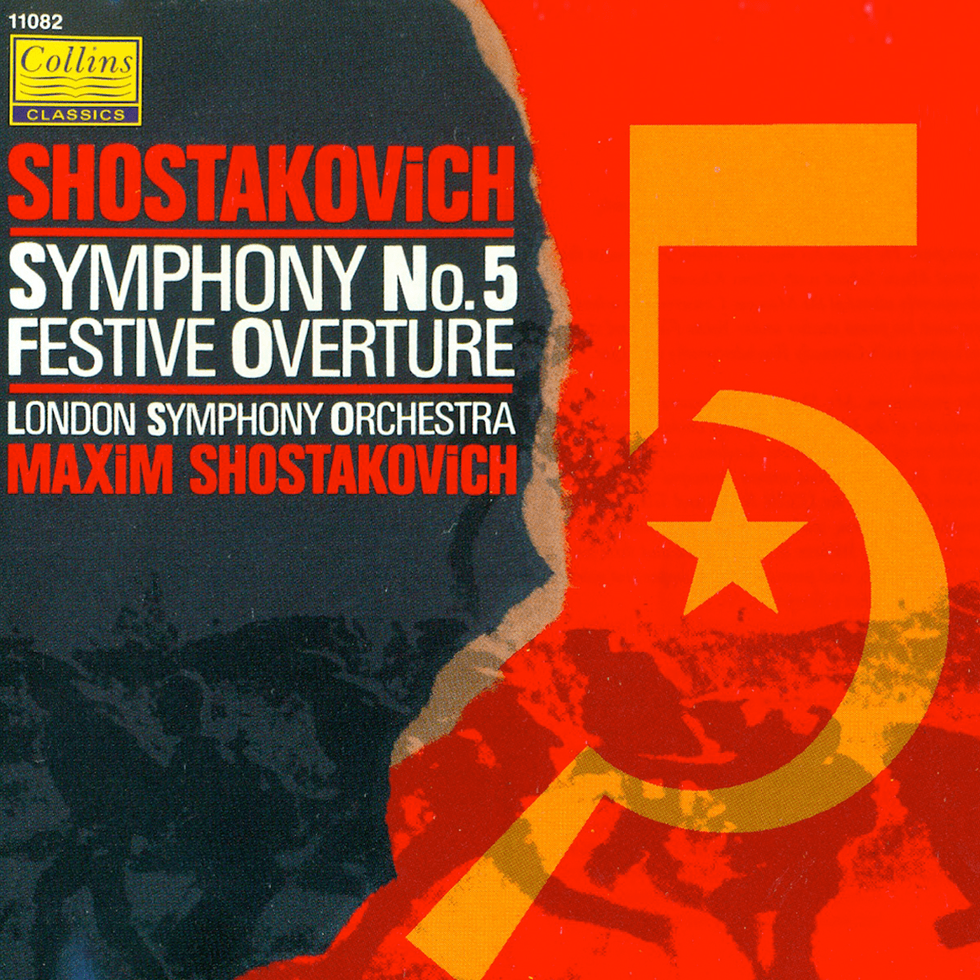 Shostakovich's Symphony No.5 in D Minor – BBC Proms 3rd September 2017