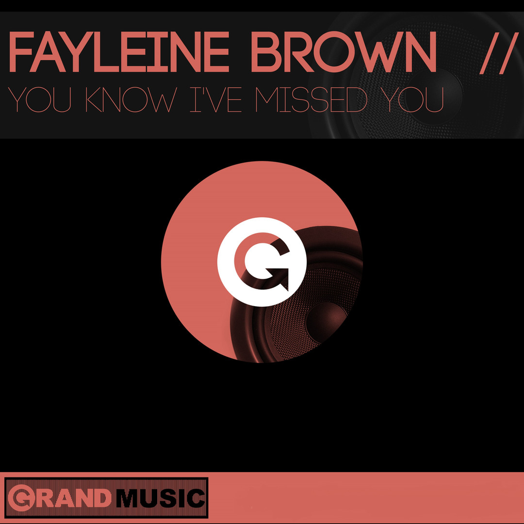 FAYLEINE BROWN you know ive missed you.j