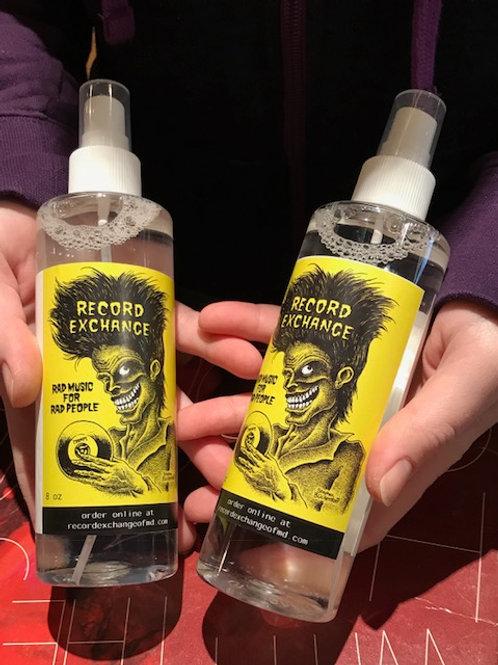 Vinyl cleaning fluid - 8 oz spray bottle