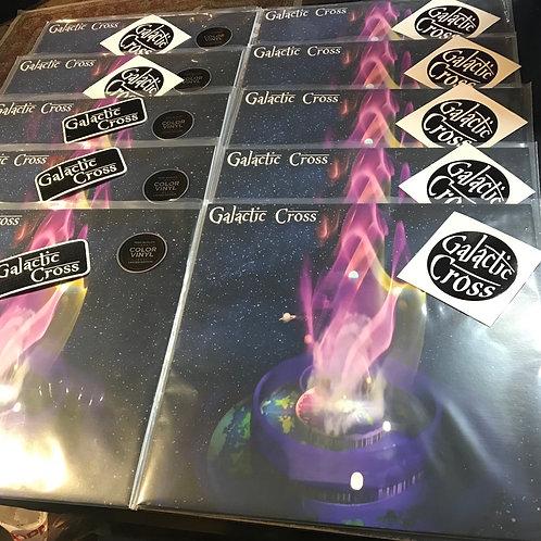"""Galactic Cross """"Galactic Cross"""" Vinyl"""