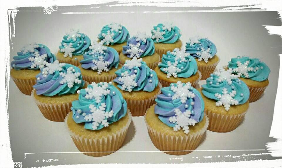 cupcakes forzen