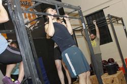 CrossFit SY1 Pull Ups