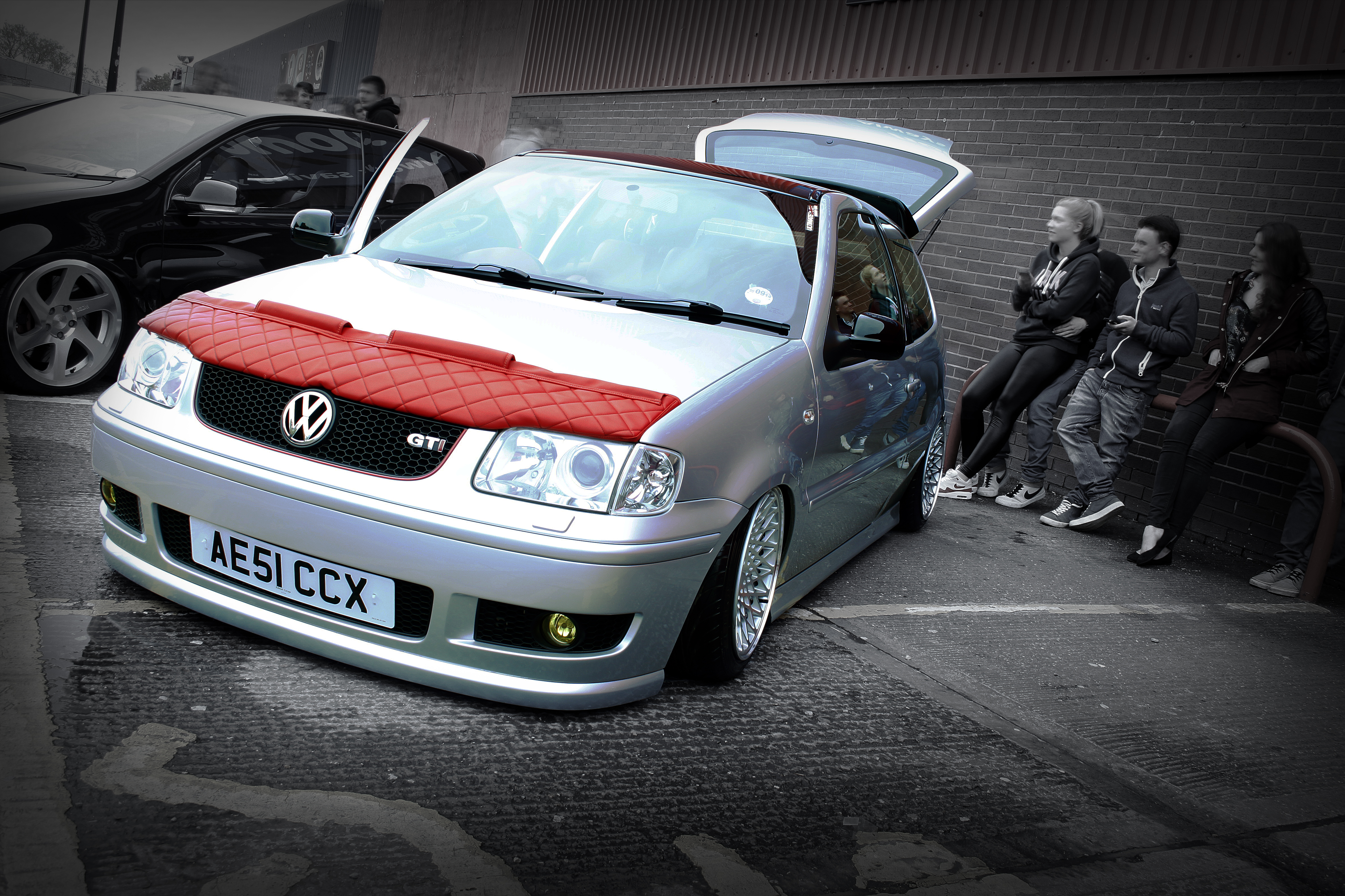 Modified VW Polo