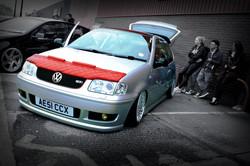 Modified VW Polo