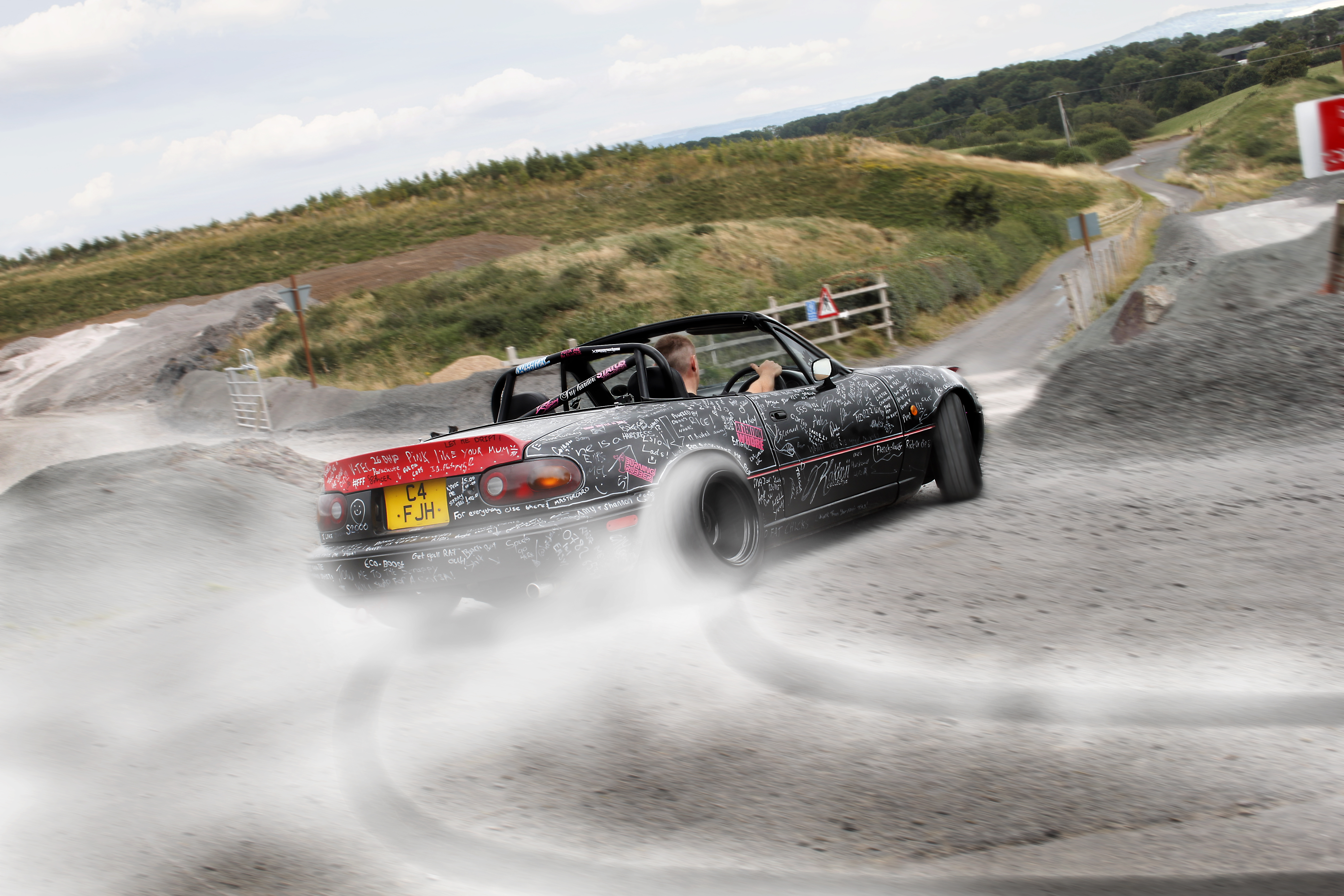 Mazda MX5 Drift