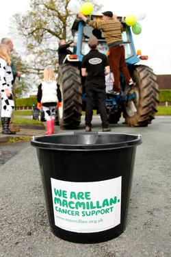 Macmillan Bucket