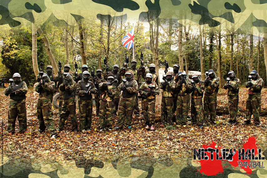 Paintball Team