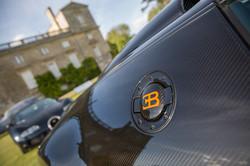 Bugatti Veyron Fuel Cap