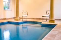 Netley Hall Swimming Pool