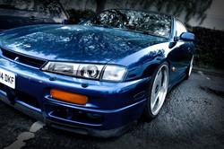 Nissan Silvia S14a