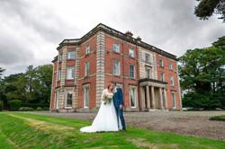 Netley Hall Wedding Couple