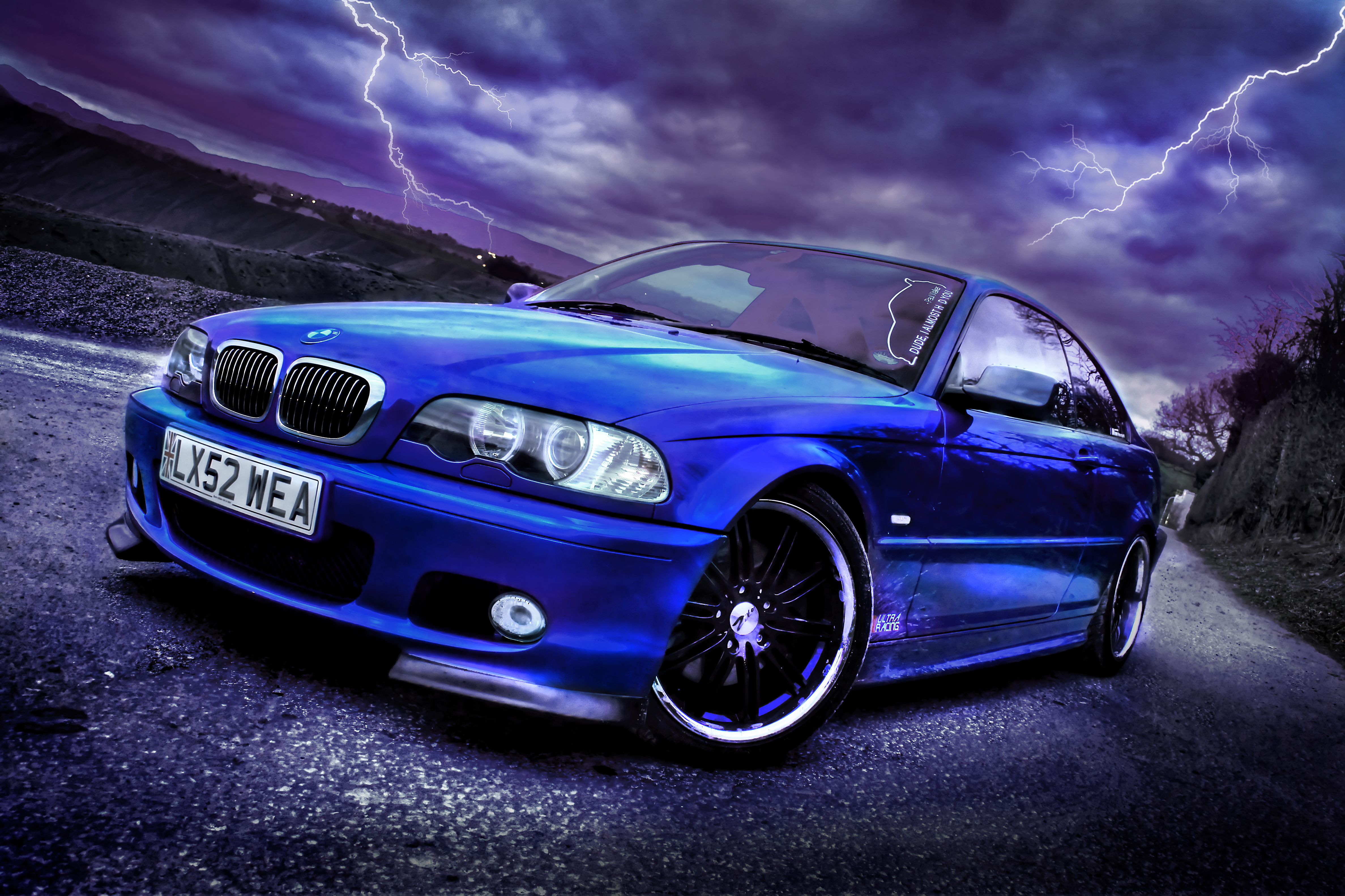 Lighting BMW 3 Series